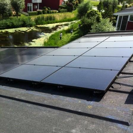Schiedam, 4.8000 WP - Sunpower